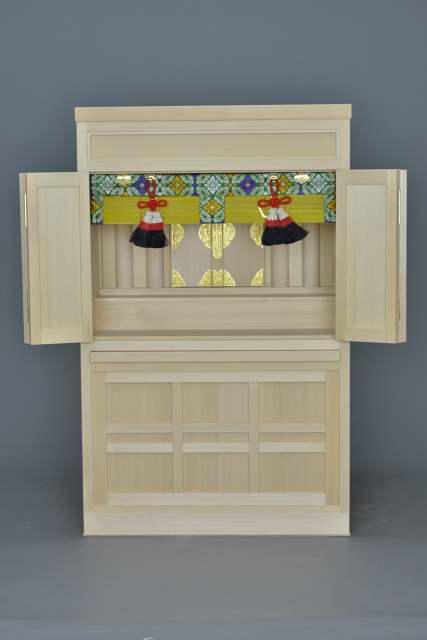 3尺型御霊舎板建具の御翠簾