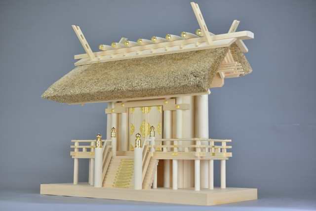 茅葺一社神明宮