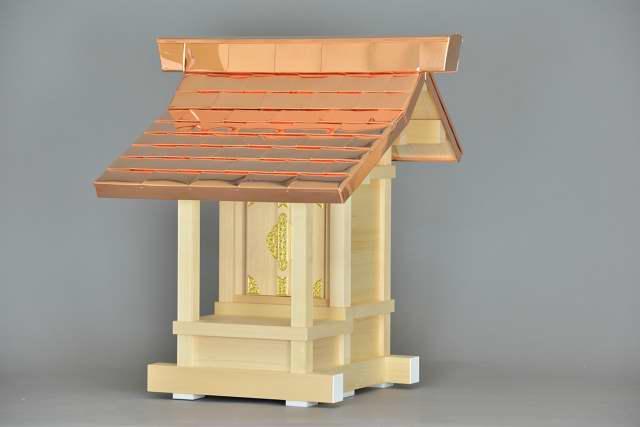 折れ屋根宮8寸 斜面