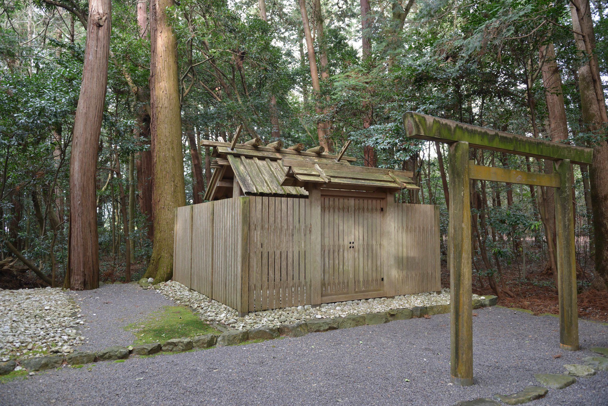 奈良波良神社