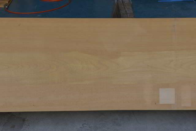 桧一枚板017 木表2