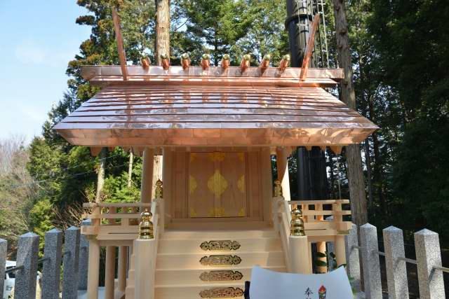 八百津神明神社